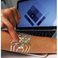 Татуировка для управления смартфоном