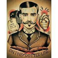 Стиль татуировки Old School