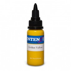 Краска для тату Intenze - Golden Yellow 1/2oz 15ml