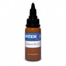 Краска для тату Intenze - Medium Brown 1/2oz 15ml