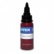 Краска для тату Intenze - Cherry Bomb 1/2oz 15ml