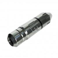Модульная тату машинка ручка DS PEN - SILVER SKY