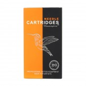 Тату картриджи Hummingbird BRONC Premium 1009RL Round Liner 9