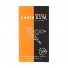 Тату картриджи Hummingbird BRONC Premium 1005RL Round Liner 5