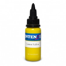 Краска для тату Intenze - Lemon Yellow 1/2oz 15ml