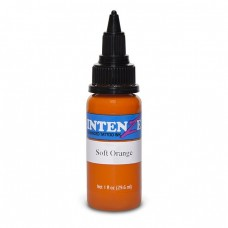 Краска для тату Intenze - Soft Orange 1/2oz 15ml