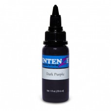 Краска для тату Intenze - Dark Purple 1/2oz 15ml