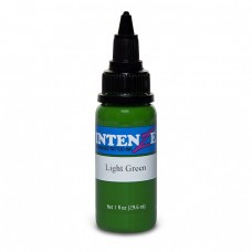 Краска для тату Intenze - Light Green 1/2oz 15ml