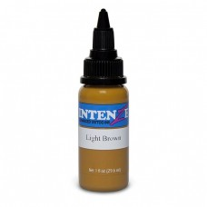 Краска для тату Intenze - Light Brown 1/2oz 15ml