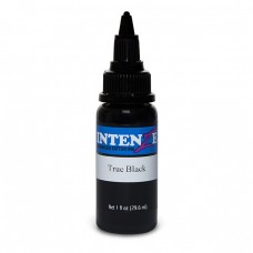 Краска для тату Intenze - True Black 1/2oz 15ml