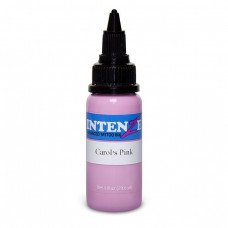 Краска для тату Intenze - Carol's Pink 1/2oz 15ml