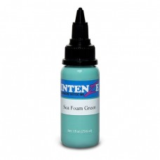 Краска для тату Intenze - Sea Foam Green 1/2oz 15ml