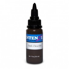 Краска для тату Intenze - Dark Chocolate 1/2oz 15ml