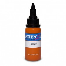 Краска для тату Intenze - Sunburn 1/2oz 15ml