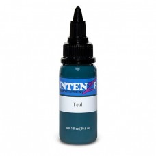 Краска для тату Intenze - Teal 1/2oz 15ml