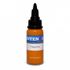 Краска для тату Intenze - Tengerine 1/2oz 15ml