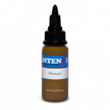 Краска для тату Intenze - Mustard 1/2oz 15ml