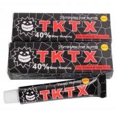 Тату анестетик (обезболивающее) TKTX 40%