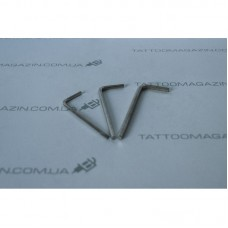 Ключики для обслуживания тату машинки