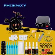 Тату набор 1 машинка Pheonix